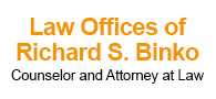 The Law Office of Richard S. Binko